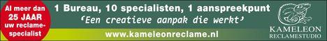 Kameleon - top banner