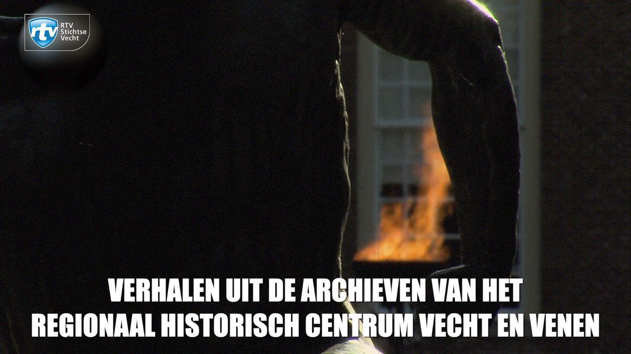 Dodenherdenking - Uit de archieven van het Regionaal Historisch Centrum Vecht en Venen