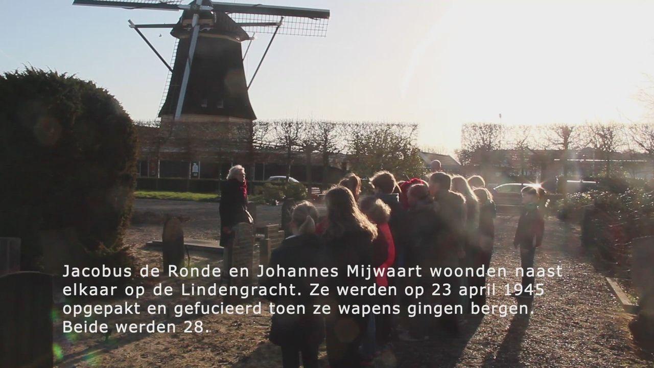 Dodenherdenking in Vreeland
