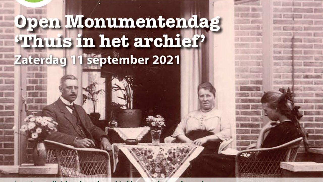 Open Monumentendag bij het Regionaal Historisch Centrum Vecht en Venen