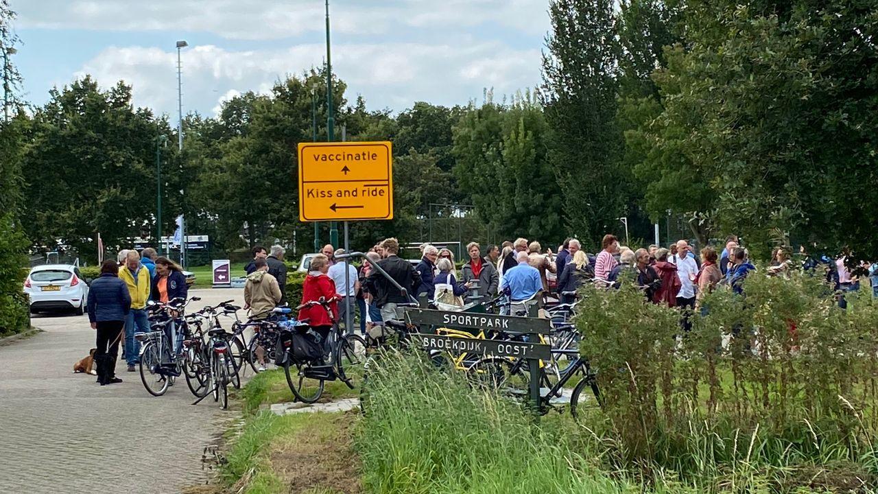 Gemeenteraad op bezoek bij projectlocaties in Breukelen