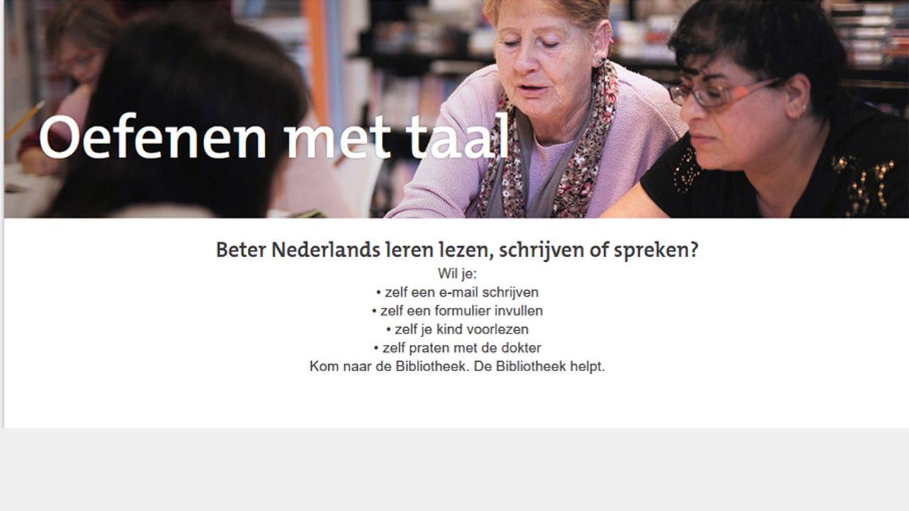 Podcast Zaterdag Live: Marjolein Borlee over taalcoaches