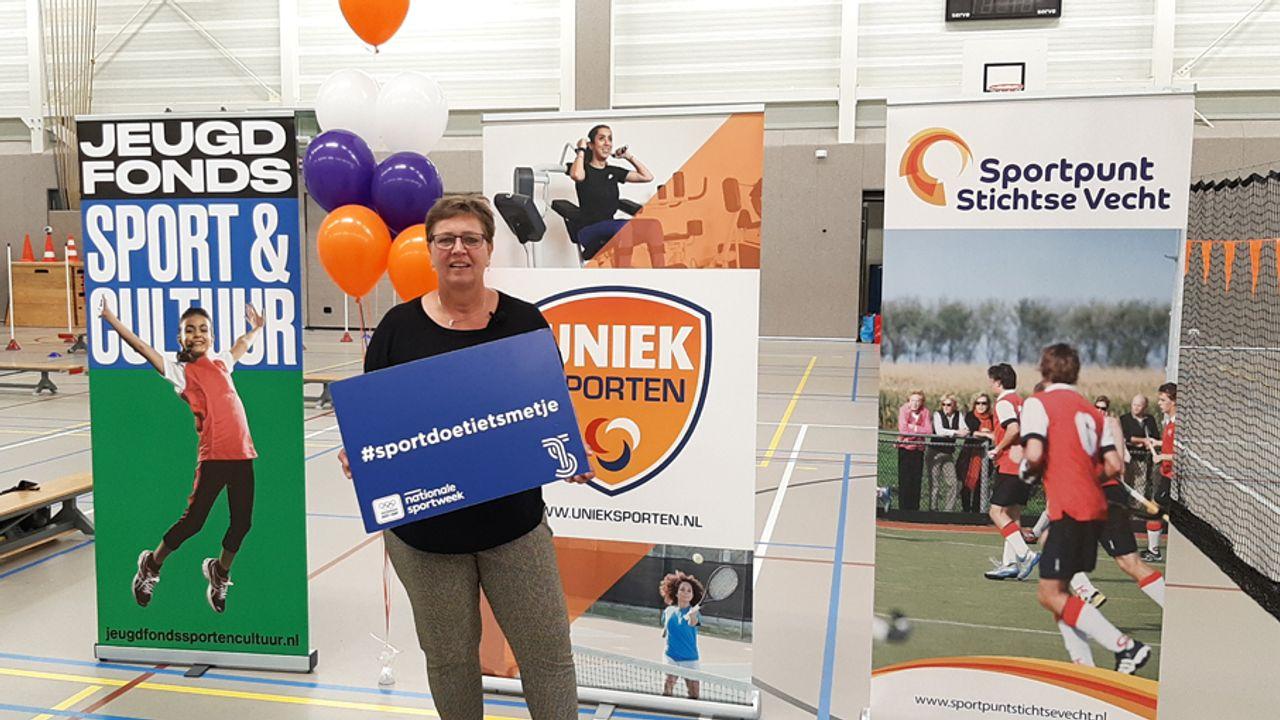 Inclusieve sportmiddag in Maarssenbroek